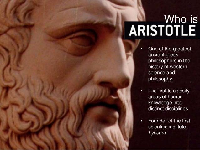 Aristotle Slide 2