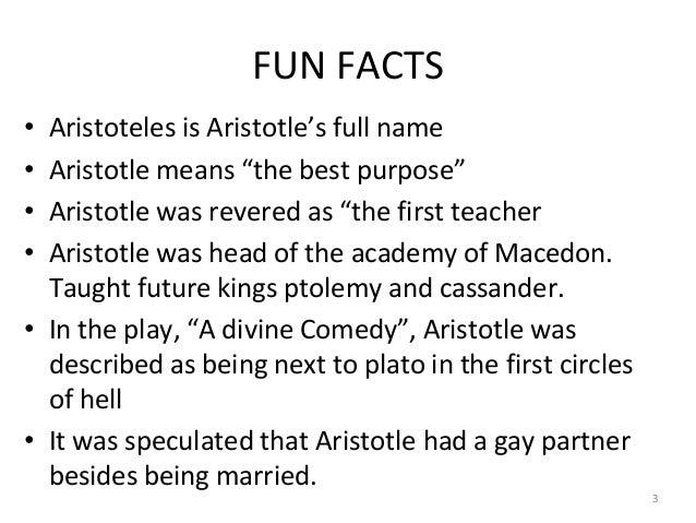 Aristotle Slide 3