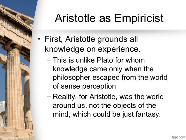 an analysis of reality in physics by aristotle Physics in films analysis of scenes  aristotle's laws of motion  a little weak in physics after aristotle,.