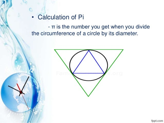 pi the archimedes number The number π is a mathematical constant originally defined as the ratio of a  circle's  around 250 bc the greek mathematician archimedes created an  algorithm for calculating it in the 5th century ad chinese mathematics  approximated π to.