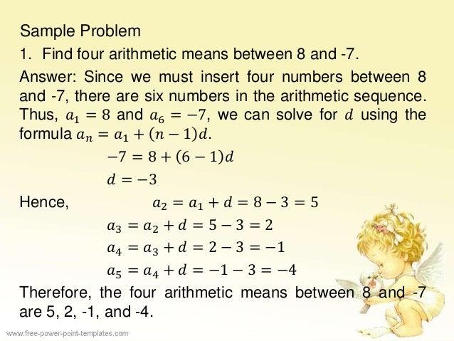 Sample Problem 1.