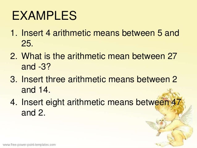 EXAMPLES 1.
