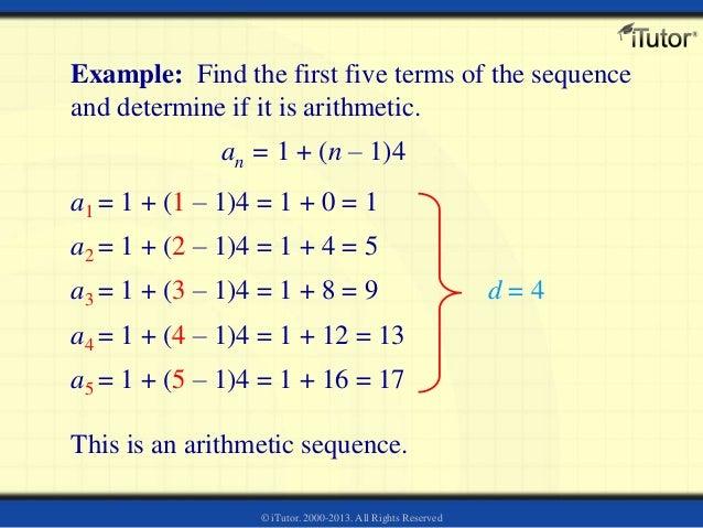 Example: ...