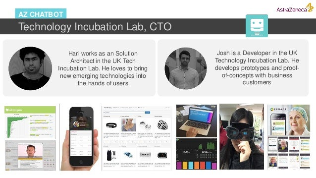AZ CHATBOT Technology Incubation Lab, CTO Hari works as an Solution Architect in the UK Tech Incubation Lab. He loves to b...