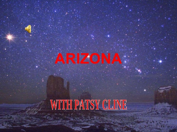 ARIZONA WITH PATSY CLINE