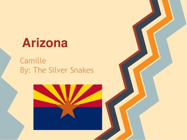 ArizonaCamilleBy: The Silver Snakes