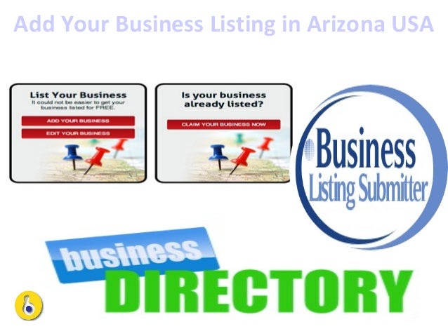 Arizona free business directory