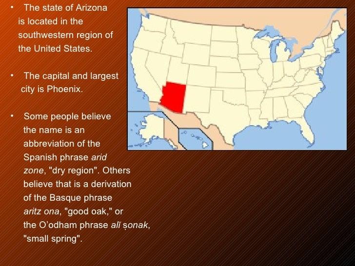 Arizona Slide 3
