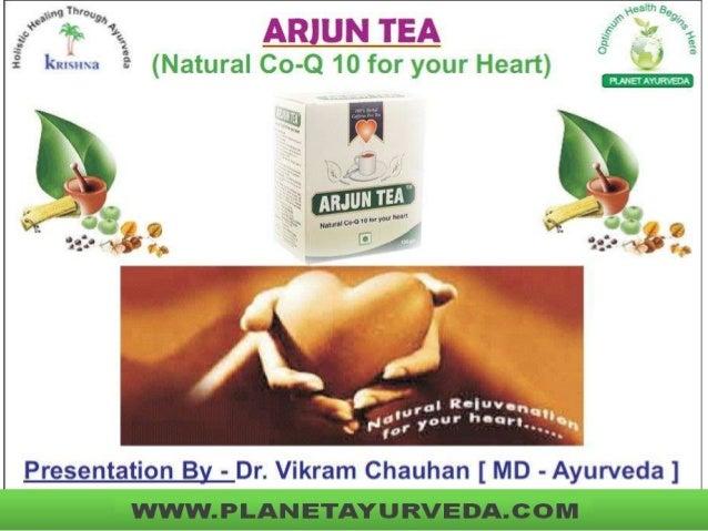 Arjun Tea- Herbal Tea Benefits for Heart Health