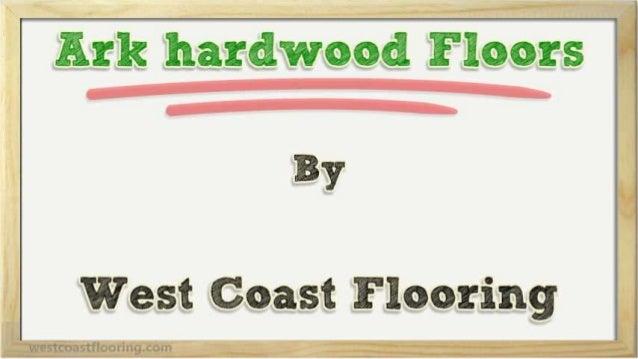 Ark hardwood floors in San Diego