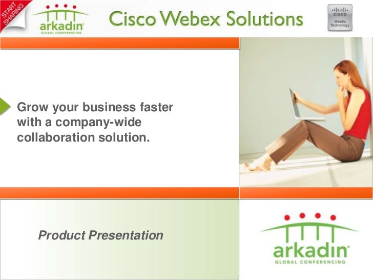 Grow your business faster with a company-wide collaboration solution.<br />Product Presentation<br />