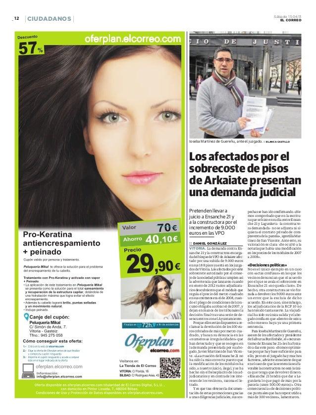 Sábado 13.04.13_ 12   CIUDADANOS                                                                   EL CORREO              ...