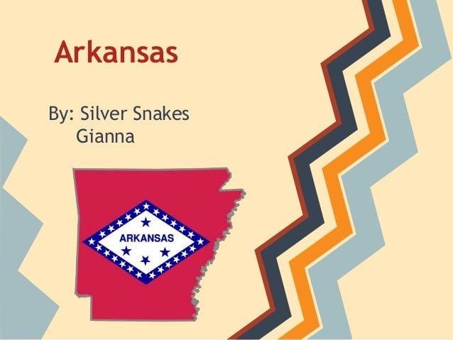 ArkansasBy: Silver Snakes   Gianna