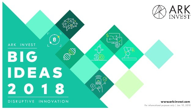 Big Ideas 2018