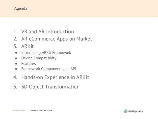 Augmented reality in mobile applications