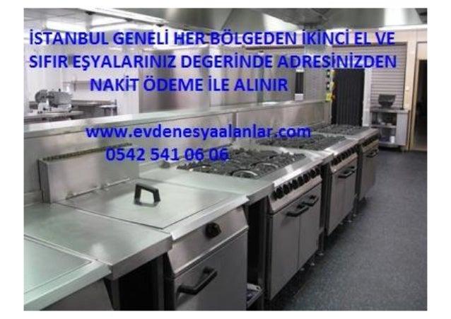 (0542 541 06 06)-Ambarlı Paslanmaz Mutfak Malzemeleri Alanlar-Krom Malzeme Alan Yerler
