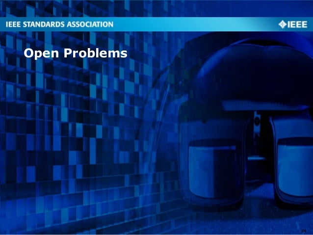 Open Problems 24