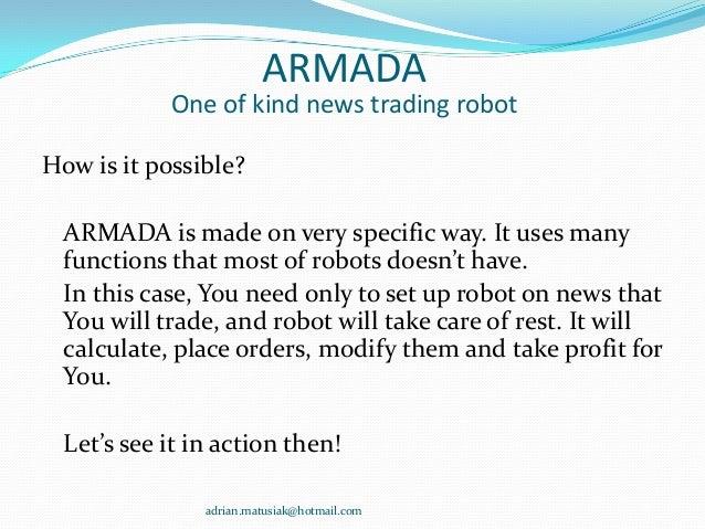 Armada forex