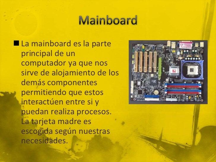 Armado de un PC Slide 3