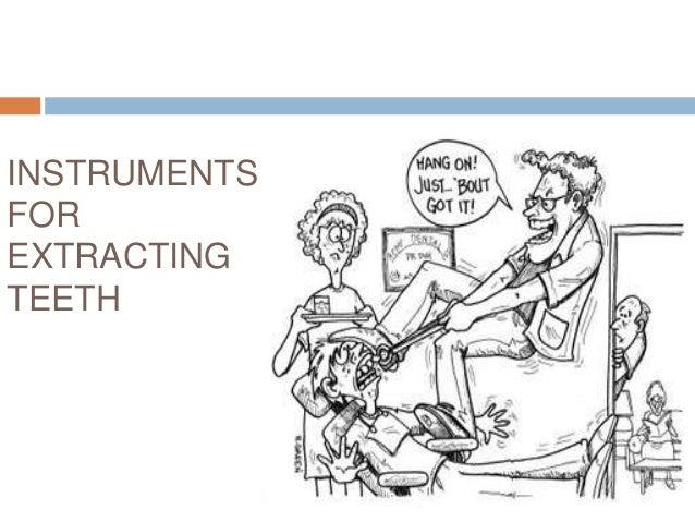 Armamentarium for basic oral surgery