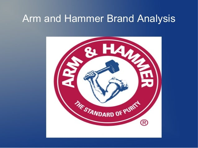 Arm and Hammer Brand Analysis