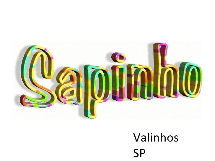 Valinhos SP