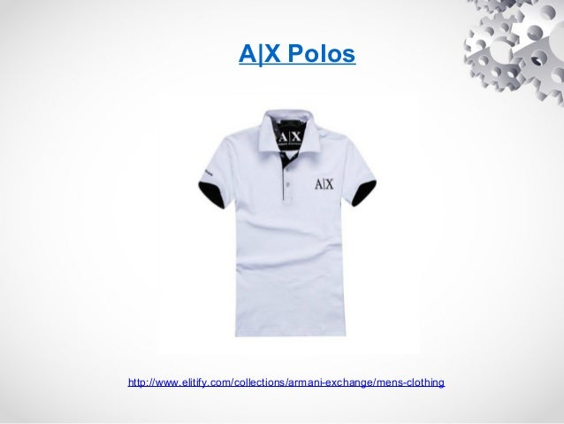 8ae7e656f92f Armani Exchange India - Clothing   Accessories Online