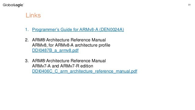 arm architecture in details