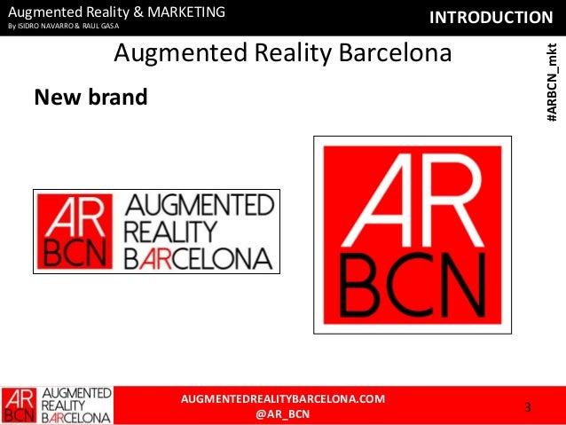 Augmented Reality - AR & Marketing Slide 3