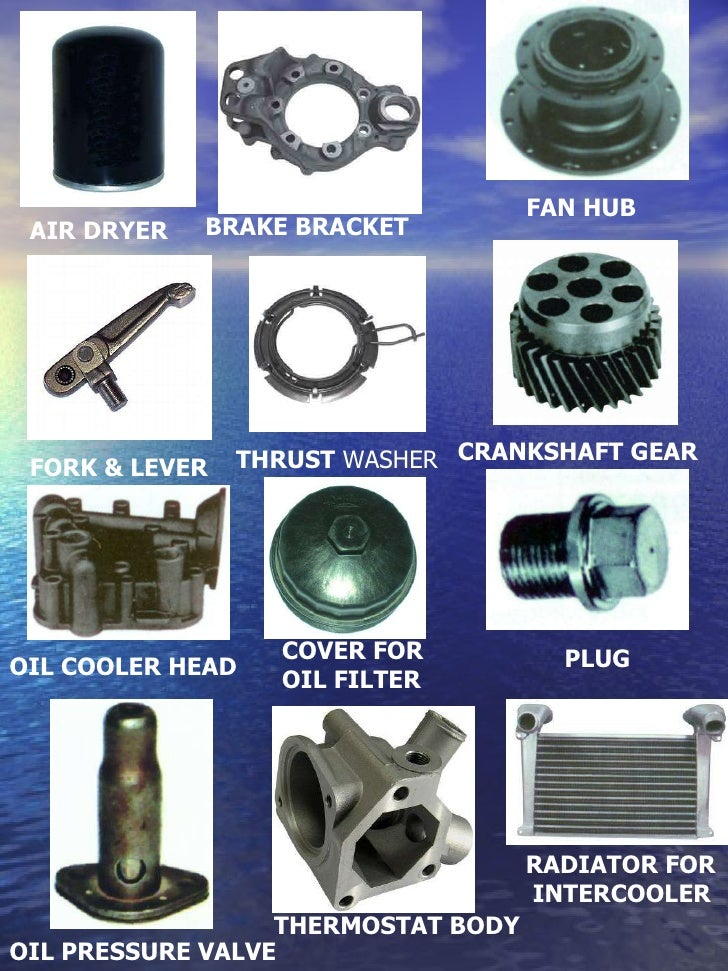 Arm Armi̇ Otomoti̇v Key Export Products Truck Spare Parts
