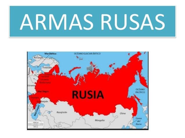 ARMAS RUSAS