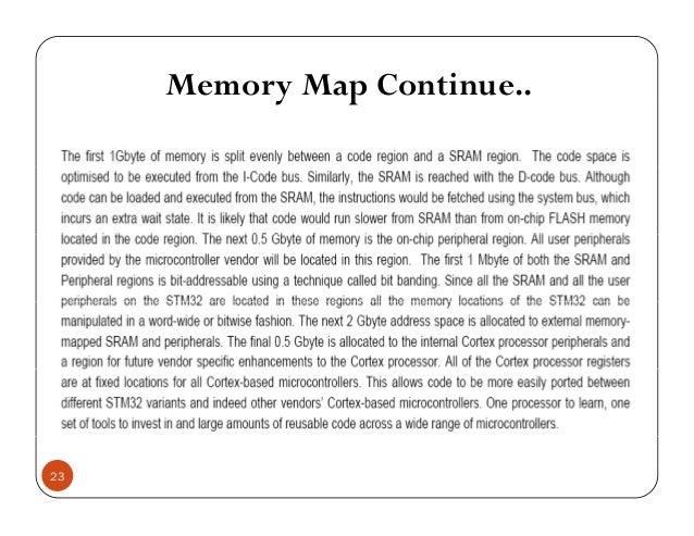 arm cortex m3 instruction set