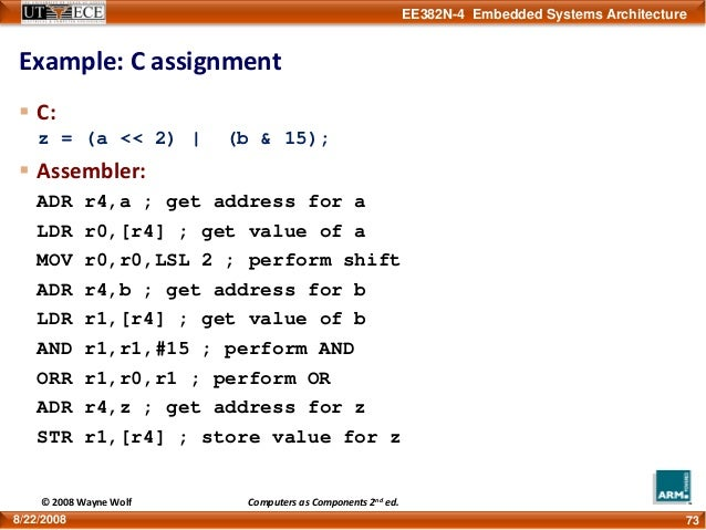 Problem with storing data instruction str (asm) processor forum.