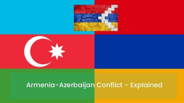 Armenia-Azerbaijan Conflict - Explained