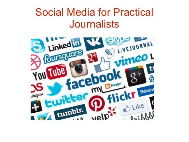 Social Media for PracticalJournalistsv