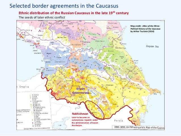 Armenia Borders