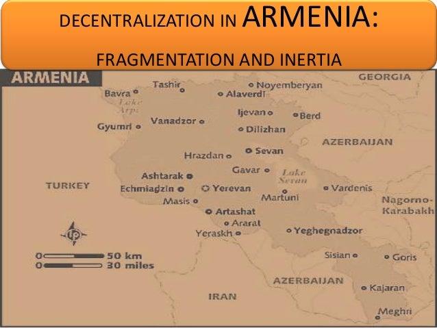 DECENTRALIZATION IN ARMENIA: FRAGMENTATION AND INERTIA