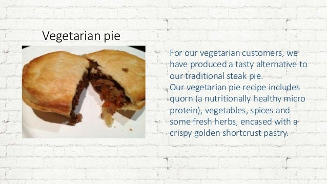 Arments pie and mash overview