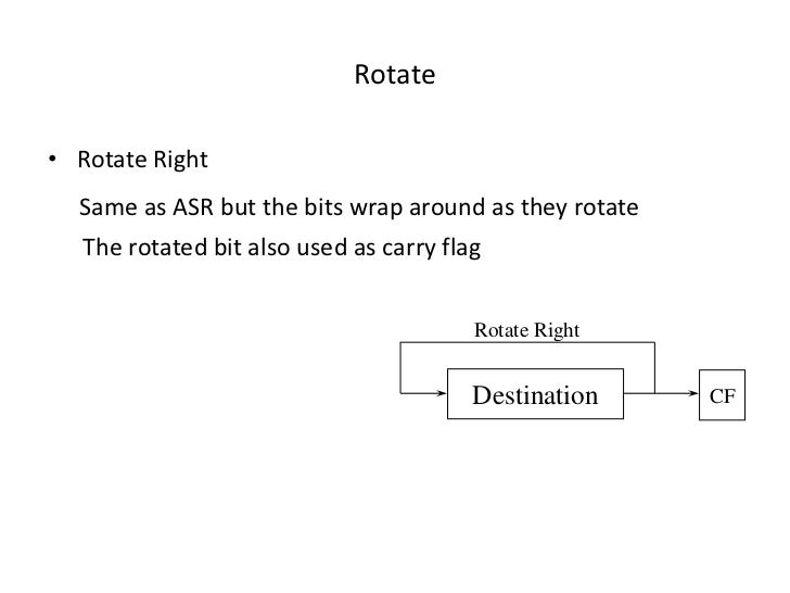 eor arm instruction example