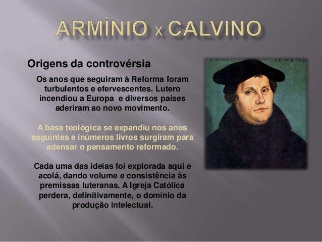 ARMINIO VS CALVINO EBOOK