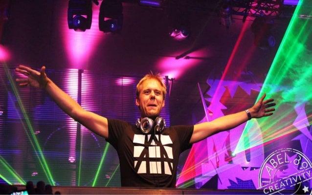 Armin van Buuren (Leiden, Países Bajos; 25 de diciembre de 1976) es un DJ y productor de música trance. Según el ranking e...