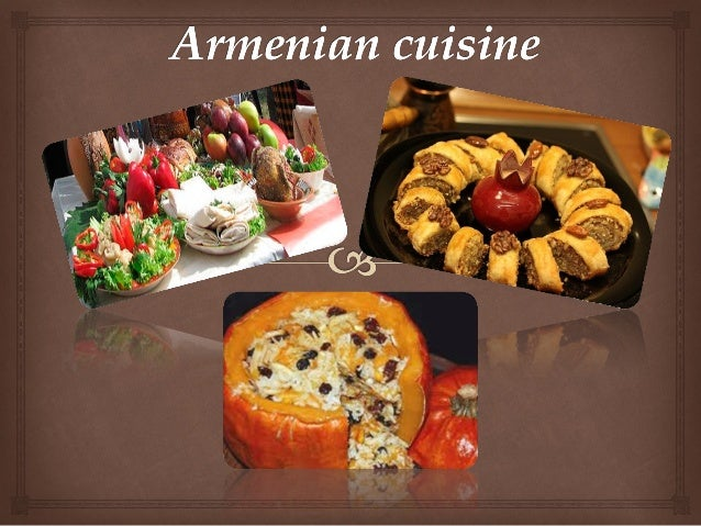   Armenian cuisine is an independent sight of the country.    One of the most ancient in the world, it and keeps today c...