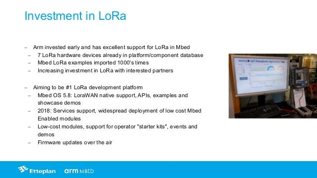 Build with Mbed - Exploring LoRa using Mbed