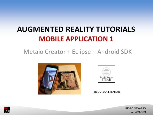 Metaio creator 2.6 download