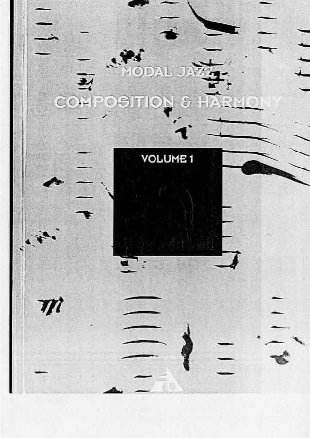 Armonia   ron miller - modal jazz composition & harmony - vo