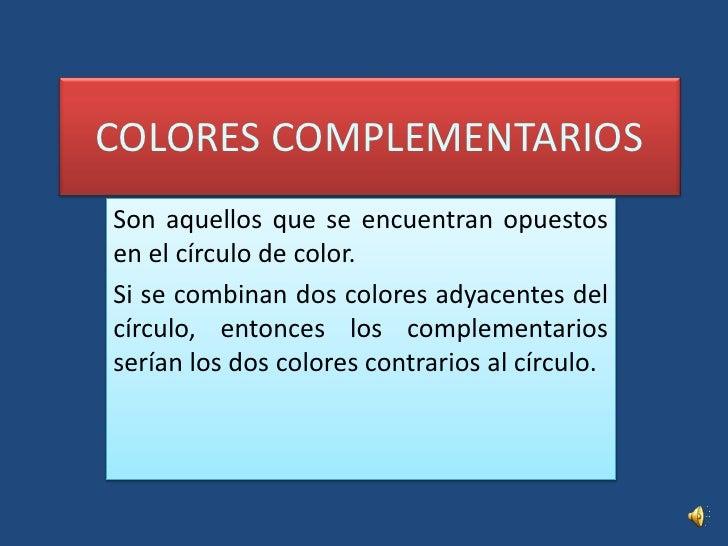 Armonia de colores for Cuales son los colores minimalistas