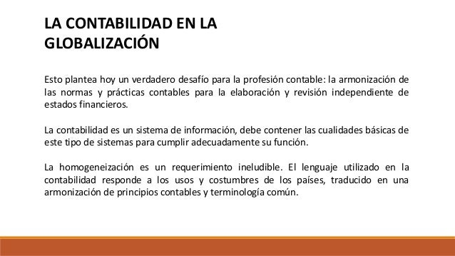 LA NUEVA CONTABILIDAD E.S.A.: GLOBALIZACION Y MEDIO AMBIENTE-- AMERICA LATINA (Spanish Edition)