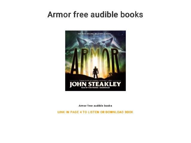 Armor free audible books