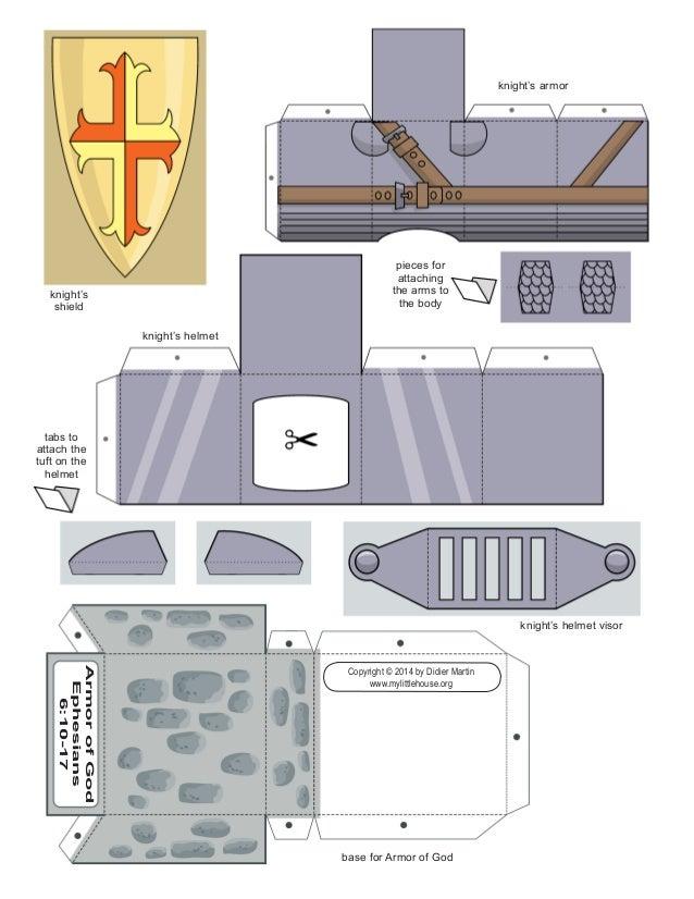 Armor of god_color Slide 3