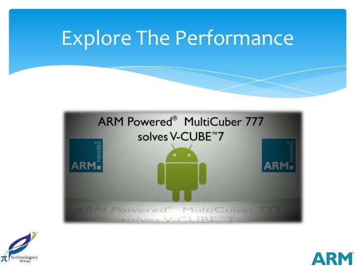 Explore The Performance